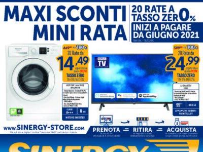 Maxi Sconti Mini Rata