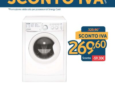 SCONTO IVA