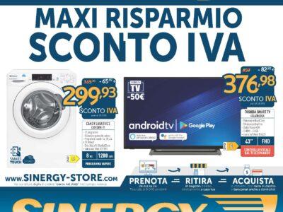 Maxi Risparmio SCONTO IVA