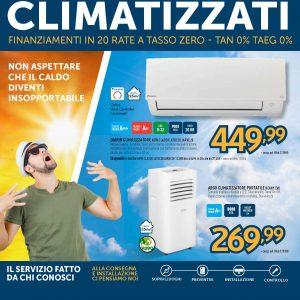 CLIMATIZZATI con SINERGY